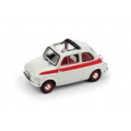 R603 FIAT 500 TETTO APRIBILE SPORT 1959 AP.