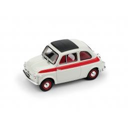 R604 FIAT 500 TETTO APRIBILE SPORT 1959 CH.