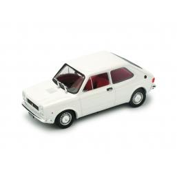 R605-02 FIAT 127 1972 TRE PORTE BIANCO