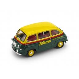 R643 FIAT 600 MULTIPLA 1956 BRODO KNORR