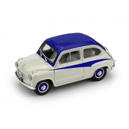 R645-02 FIAT 600 DERIVAZIONE ABARTH 750 1956