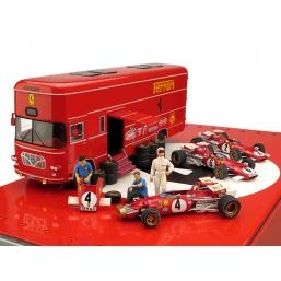 RTS04 RACE TRASPORTER SET G.P. ITALIA 1970