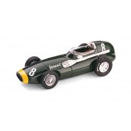S005 VANWALL F.1 GP MAROCCO 1958