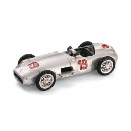 S006 MERCEDES W196 GP GERMANIA 1954