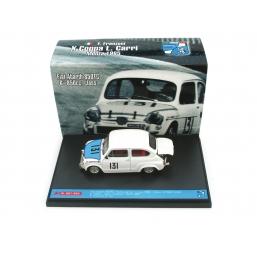 S1003 FIAT ABARTH 850TC SCUD.BRASCIA CORSE '65