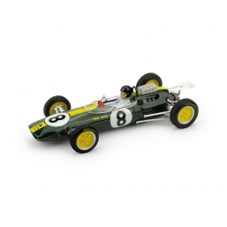 S1803 LOTUS 25 J.CLARK WORLD CHAMPION F.1 1963
