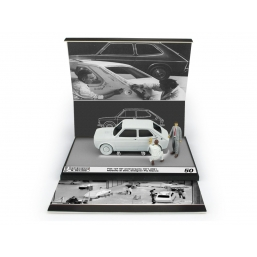 S2103 FIAT 127 1a SERIE 1971 CENTRO STILE TO