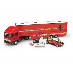 TS05 TRANSPORTER SET PLUS G.P. S.MARINO 1982